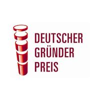 Logo Deutscher Gründer Preis