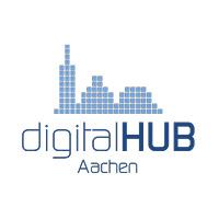 Logo DigitalHUB Aachen