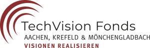 Logo TechVision Fonds Aachen, Krefeld & Mönchengladbach