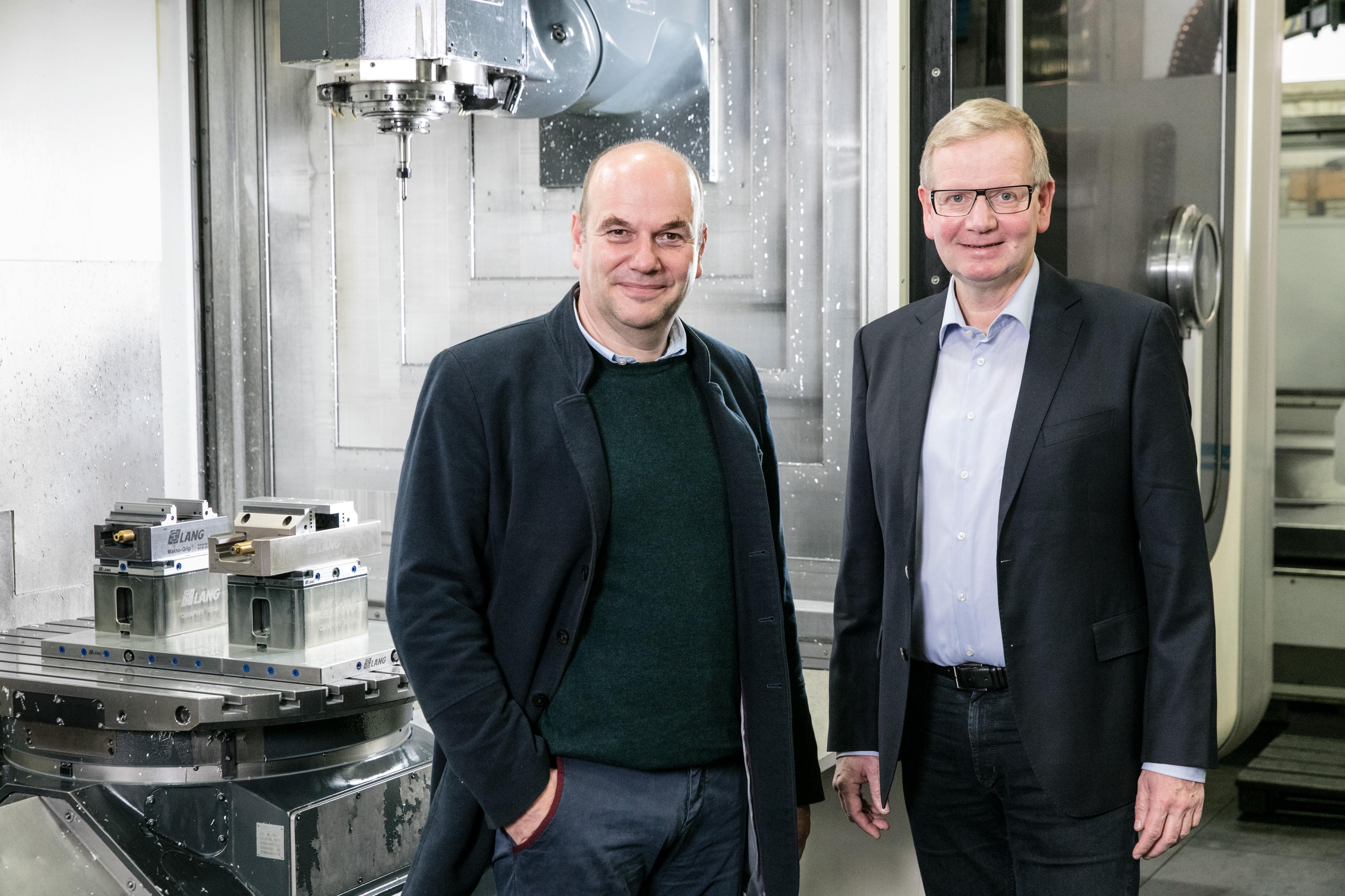 Dr. Peter Renz, Dr. Bert Bosserhoff (Jouhsen-bündgens GmbH)